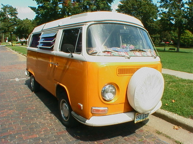 1972 VW Westphalia Camper Bus For Sale